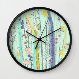 dans la danse Wall Clock