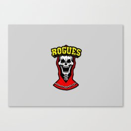 The Rogues Canvas Print