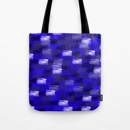 Blue Rush Tote Bag