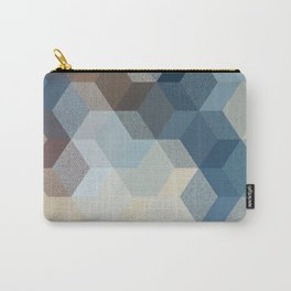 CUBE 3 SAND Carry-All Pouch
