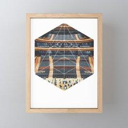 Orchestra - Geometric Photoraphy Framed Mini Art Print