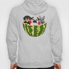 Watermelon Dogs Hoody
