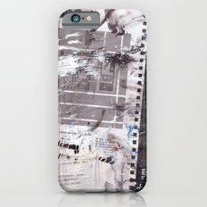 Letter to Paris Slim Case iPhone 6s