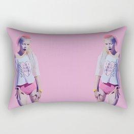 Cookie Thumper Rectangular Pillow
