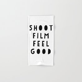 Shoot Film, Feel Good Hand & Bath Towel
