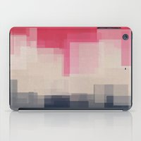 city iPad Cases featuring city by spinL