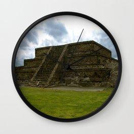 Mexican Ruin Wall Clock