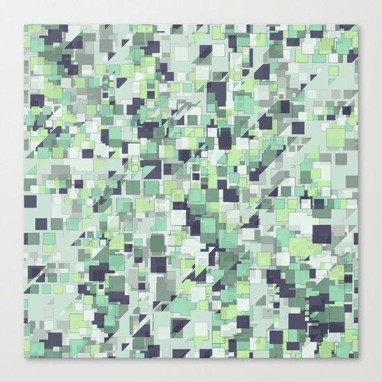Cubic  Canvas Print