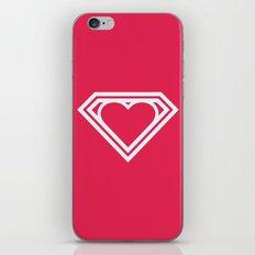 Superlove iPhone & iPod Skin