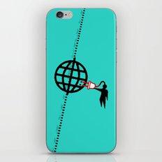 think global... iPhone & iPod Skin