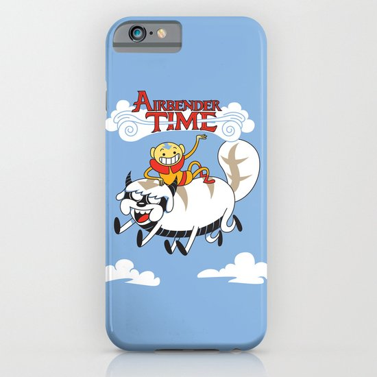 Airbender Time iPhone & iPod Case