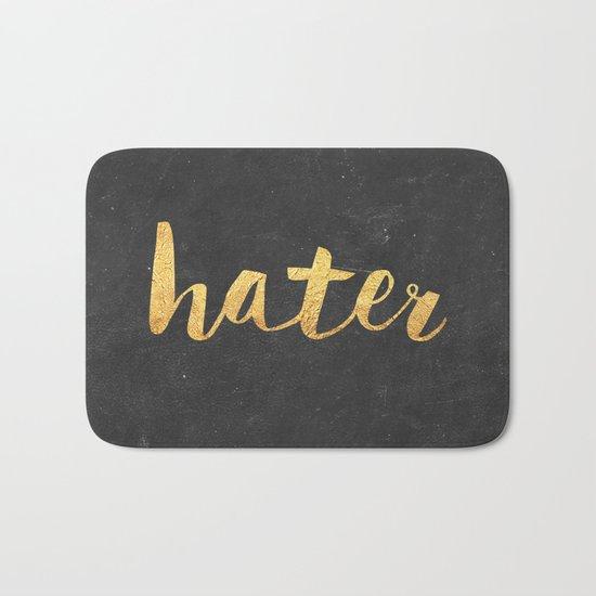Hater Bath Mat