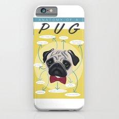 Anatomy of a Pug iPhone 6s Slim Case