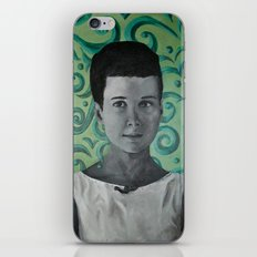 Patti Ann iPhone & iPod Skin
