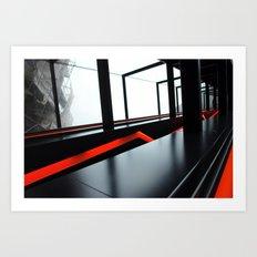 2007 - German Lavalator (High Res) Art Print