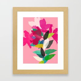 lily 18 Framed Art Print