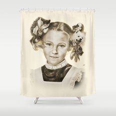 Childhood Pets Shower Curtain