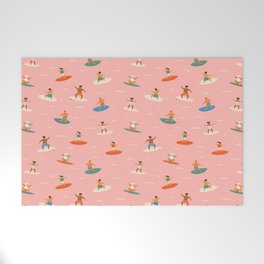 Surf kids Welcome Mat