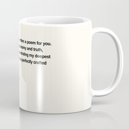 Mothers Day V Coffee Mug