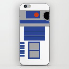 R2D2, Arthur, Rouge One iPhone Skin