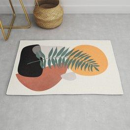 Abstract Shapes No.24 Rug