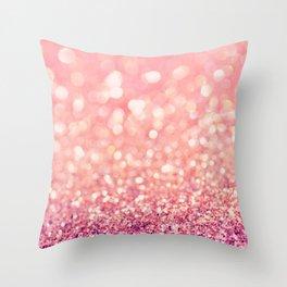 Blush Deeply Throw Pillow