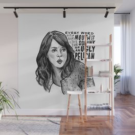 Erin | Office Wall Mural