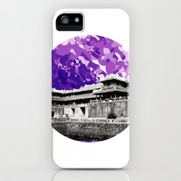 Vietnam Hue Citadel Ngo Mon Gate iPhone Case