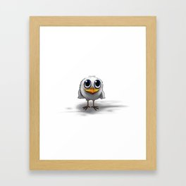 Cheeky Chicky Framed Art Print