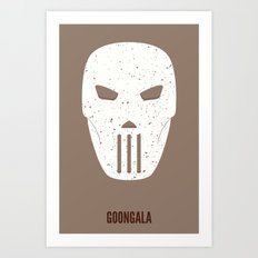 Casey Jones - Goongala Art Print