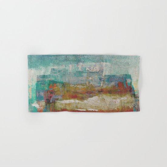 Lake Nyos Hand & Bath Towel