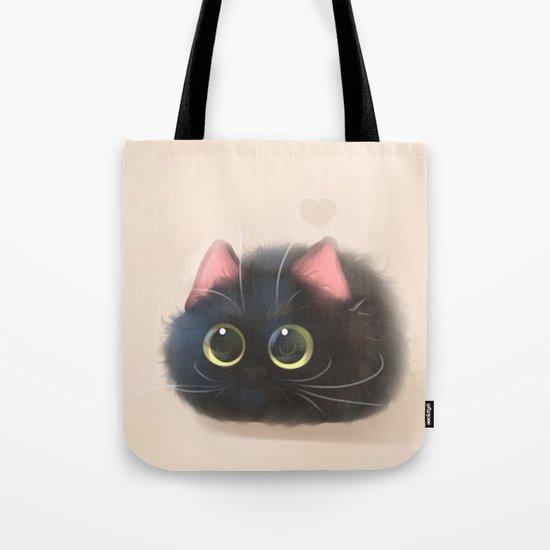 Fluffy Sushi Tote Bag
