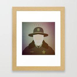 Hank Larsson Framed Art Print