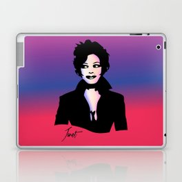 Janet Jackson - Janet - Pop Art Laptop & iPad Skin