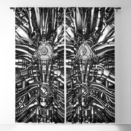 The Machine Blackout Curtain
