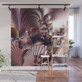 Abstract anticipation Wall Mural