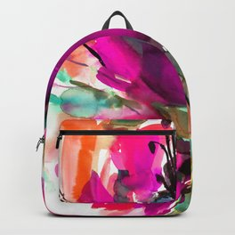 Serendipity 2A by Kathy Morton Stanion Backpack