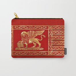 Venetian Lion Carry-All Pouch