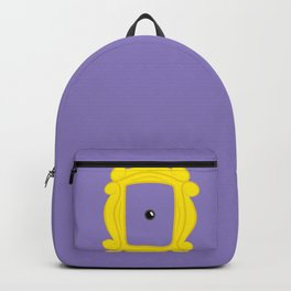 Friends Peephole Frame Backpack