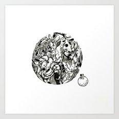 Soulmate Art Print