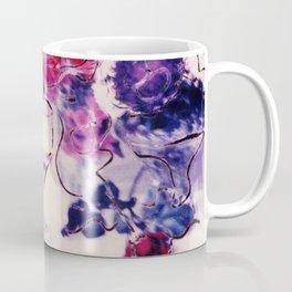 Wine & Flowers Photographic Pattern #1 Coffee Mug