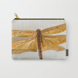 Gilt Dragonfly Carry-All Pouch