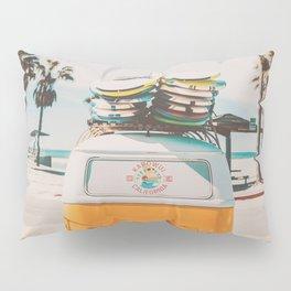 Coming Home to California Pillow Sham
