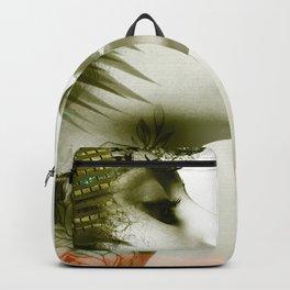 Afro Warrior Backpack