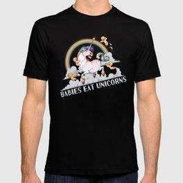 Babies eat Unicorns! T-shirt