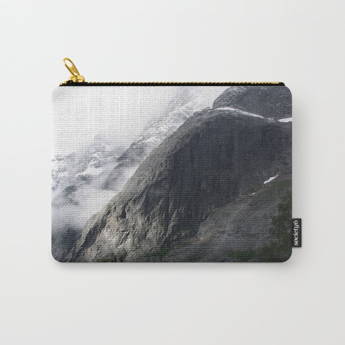 Mountain landscape #norway Carry-All Pouch