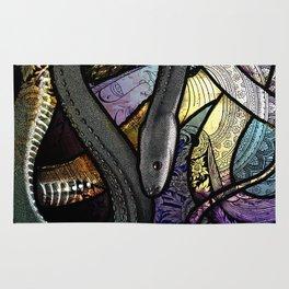 Dragon Snake Rug