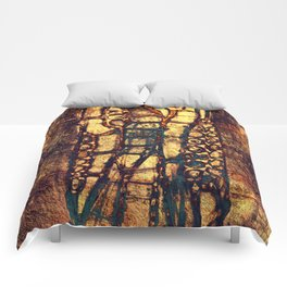 Pictograph Comforters