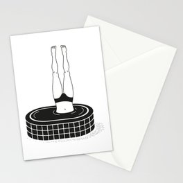l'optimist Stationery Cards