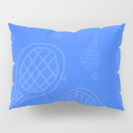 TennisBlues Pillow Sham